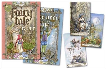 tarot des contes de fées